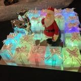 tirage pour cadeau Père Noël mystérieux